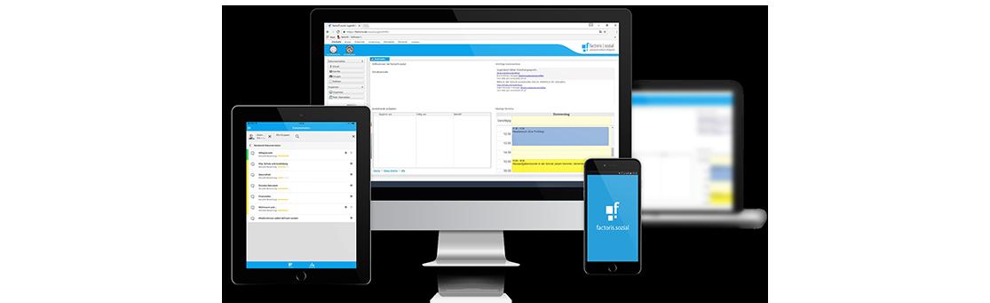Onlinebewerbung | Factoris Gmbh
